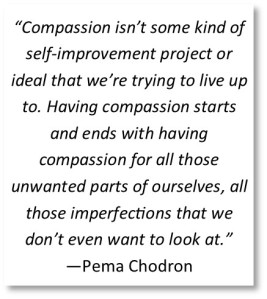 compassion is
