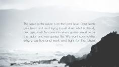 JM quote